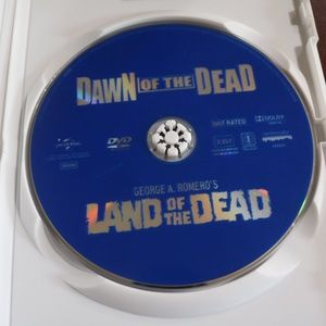 Other - Dawn of the Dead/Land of the Dead DVD Blank Case